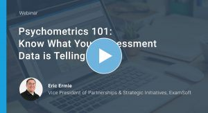 Psychometrics 101: Know What Your Assessment Data is Telling You