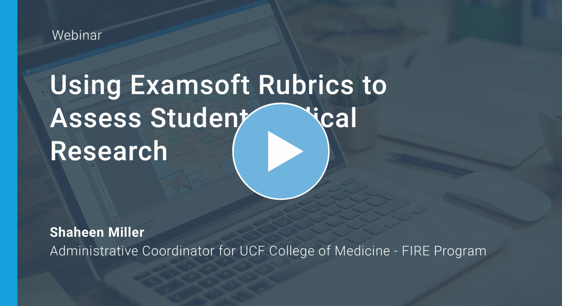 Using Examsoft Rubrics to Assess Student Medical Research