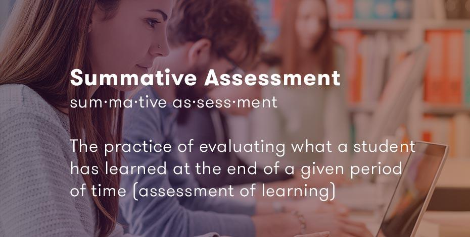 What Is Summative Assessment And Why Does It Matter What kind of assessment strategy should you choose for your lesson or teaching? what is summative assessment and why