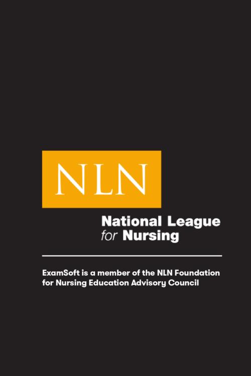 National League of Nursing NLN logo